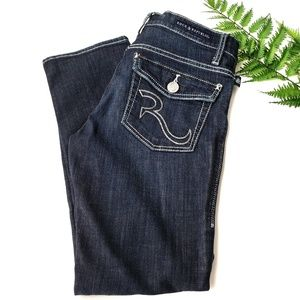 Rock & Republic Jeans - Rock & Republic Kendall Crop Capri Jean's Size 6